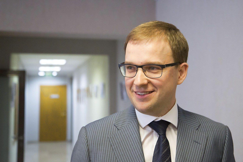 Ky�io i� �MG Baltic� �mimu �tariamas Vytautas Gap�ys: kalbama ne apie grynuosius