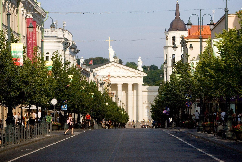 Lietuvos BVP pirm� ketvirt� augo daugiau nei manyta