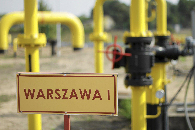 Lenkija siekia atsisakyti ilgalaik�s sutarties su �Gazprom�
