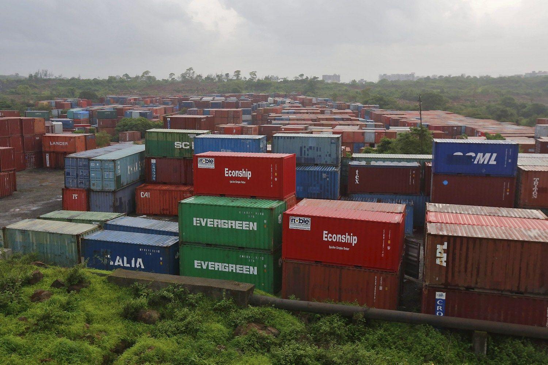 �aliav� pigymetis ir �kio kaita stabdo prekyb�