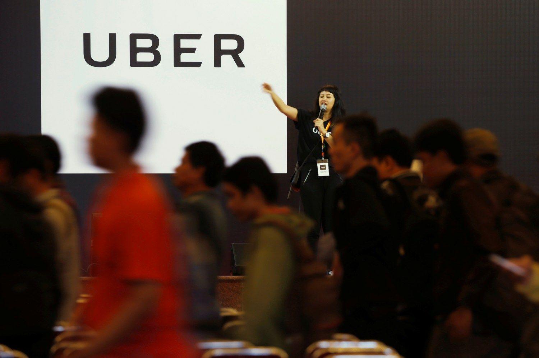 """Saudo Arabijos fondas į """"Uber"""" investuoja 3,5 mlrd. USD"""