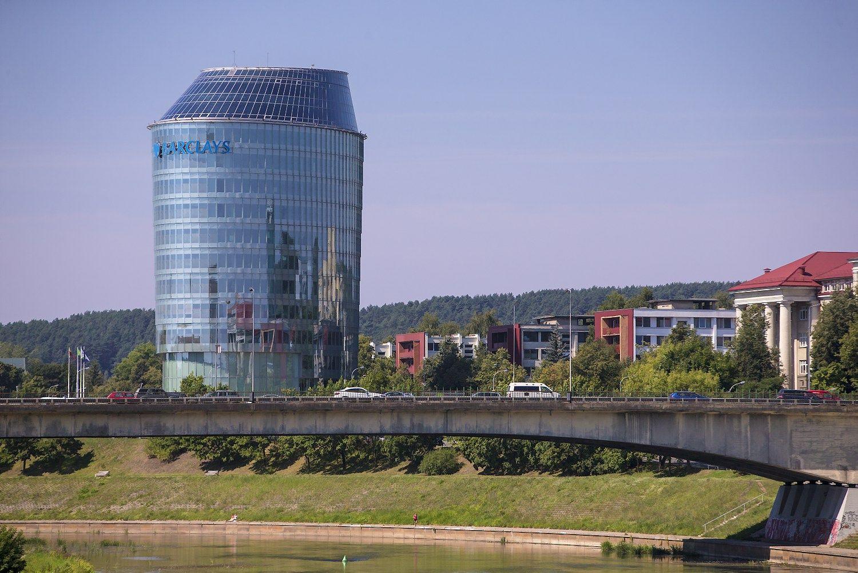 """""""Barclays"""" operacijų centrui Lietuvoje vadovą importavo"""