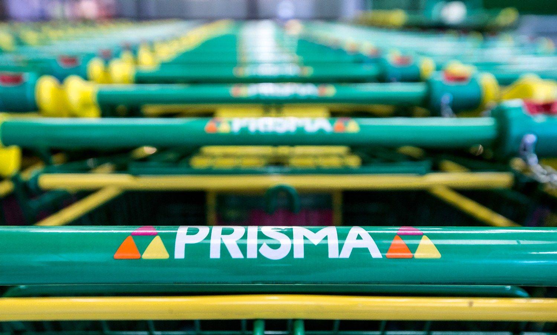 """Baiminantis griūties Rygoje uždarytas """"Prisma"""" prekybos centras"""