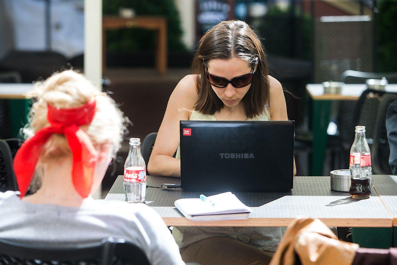 Kodėl nuotolinis darbas tikrai nereiškia trumpų atostogų