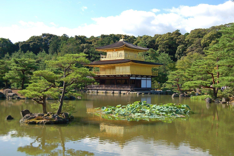 Dešimt dienų Japonijoje