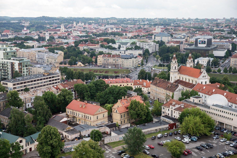 Vilniaus valdžia ieško vadovo turizmo ir verslo skatinimo įstaigai
