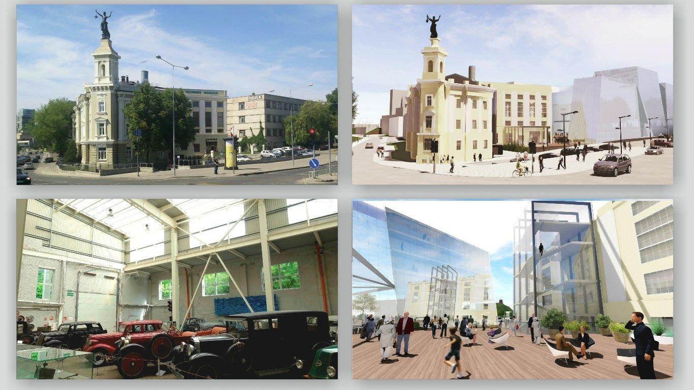 """""""Vičiūnų"""" grupė imasi pirmojo Lietuvoje """"Hilton"""" statybos"""