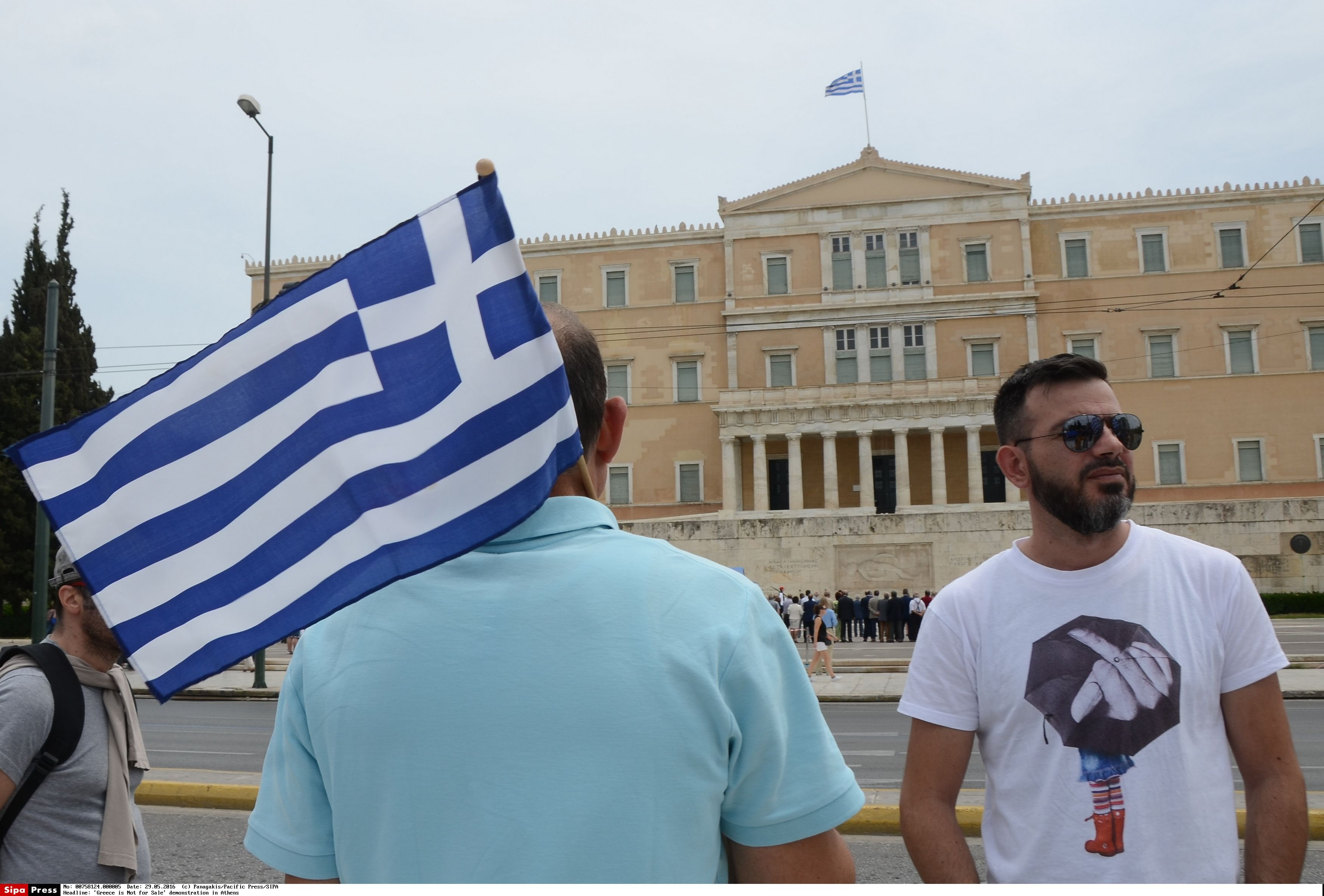 Greek Merchants Cry Foul as Netflix, Airbnb Escape New Taxes