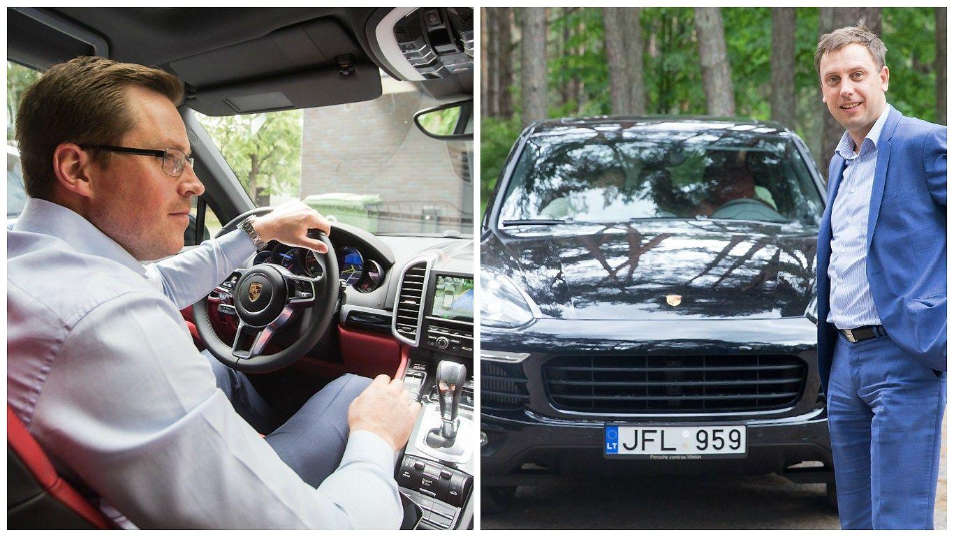 �Scandagra� apie �Porsche�: svarbu, ne k� vairuoja vadovas, o kaip bendrauja