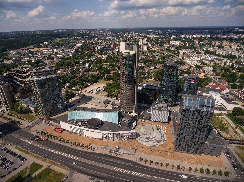 Vilnius i� suomi� banko skolinasi�27,6 mln. Eur