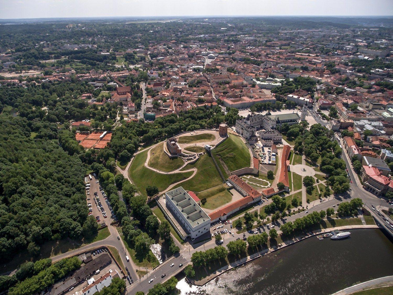 Vidurioir Rytų Europoje Lietuva išsiskiria TUI projektų skaičiumi