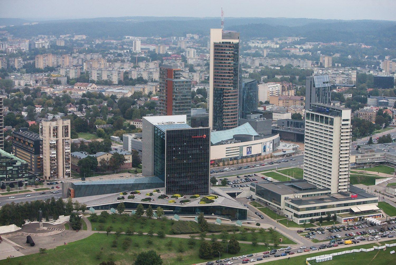 Vyriausybė Vilniui siūlo kompensuoti 20% nesumokėto GPM