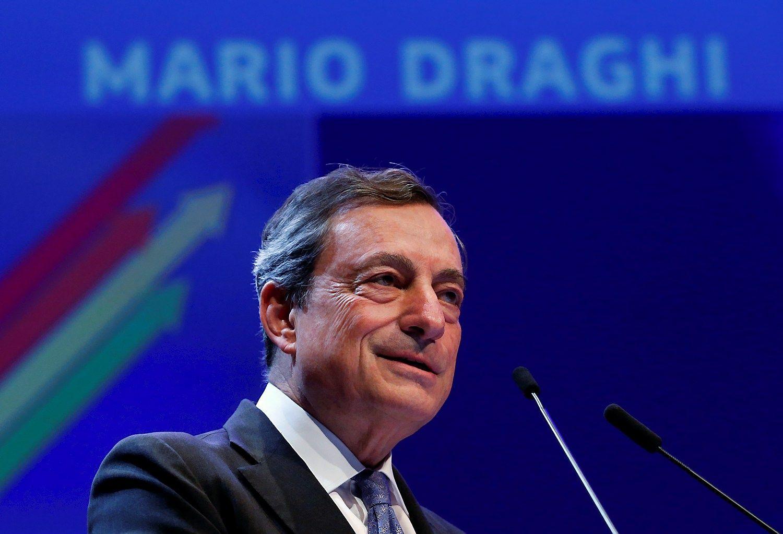 Draghi: neatliktų namų darbų kaina nepakeliama