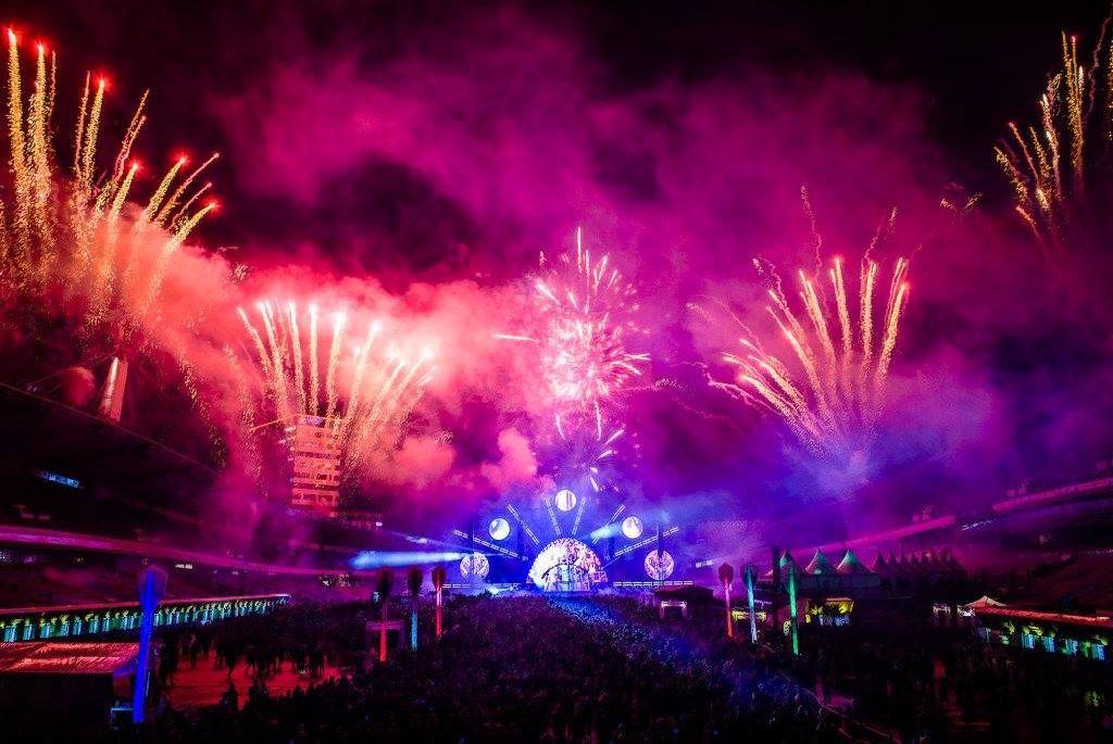 Festivalis Vingio parke: dvi dienos euforijos