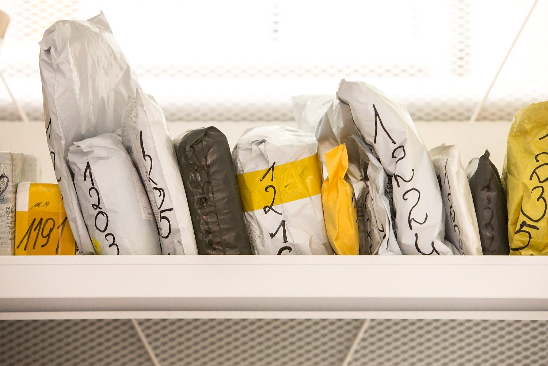 Pirmąjį ketvirtį pašto rinka ūgtelėjo beveik 5%