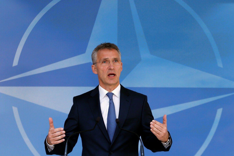 NATO siunčia daugiau karių į Baltijos šalis ir Lenkiją
