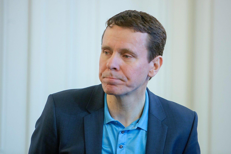 Kurlianskis įtariamas Gapšiui davęs 25.000 Eur kyšį