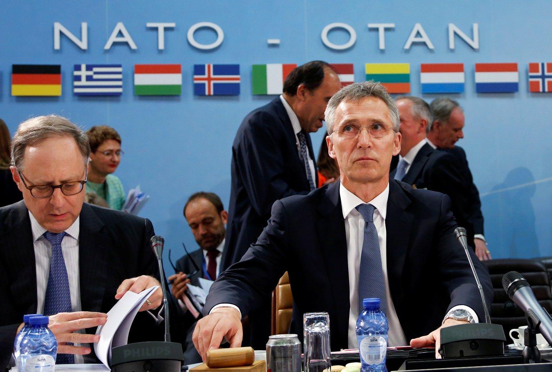 NATO į Baltijos šalis ir Lenkiją pasiųs po batalioną