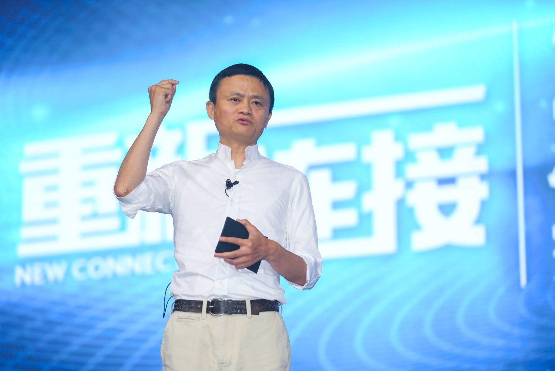 """""""Alibaba"""" iki 2020 m. tikisi900 mlrd. USD perlaidų per metus"""
