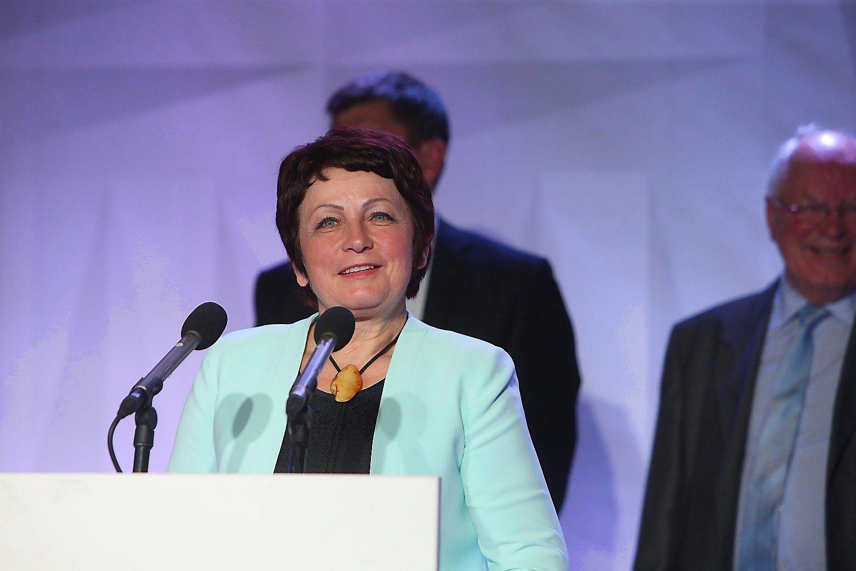 """Nijolė Meškauskienė, """"Baldai Jums"""" finansų direktorė. Juditos Grigelytės (VŽ) nuotr."""