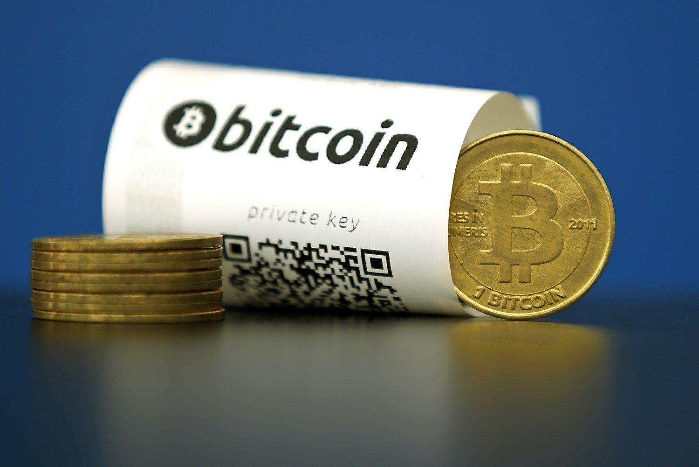 Kanados centrinis bankas bando �blockchain�