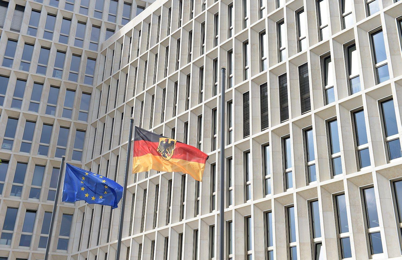 Vokietijai prognozuoja dar spartesnį augimą