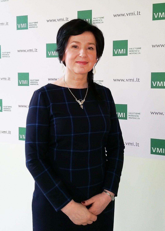 Kauno VMI vadovaus Judita Stankienė