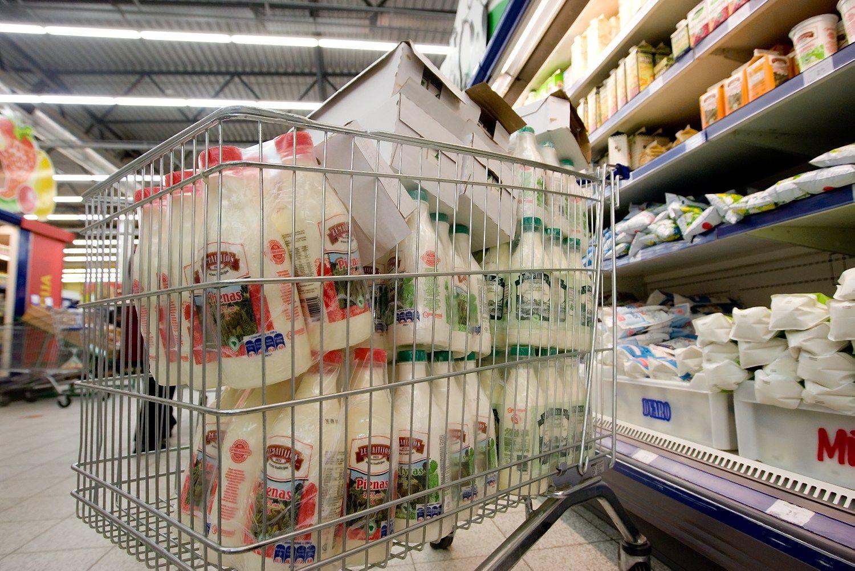 Pa�emeckas �sigijo ��emaitijos pieno� akcij� u� 300.000 Eur