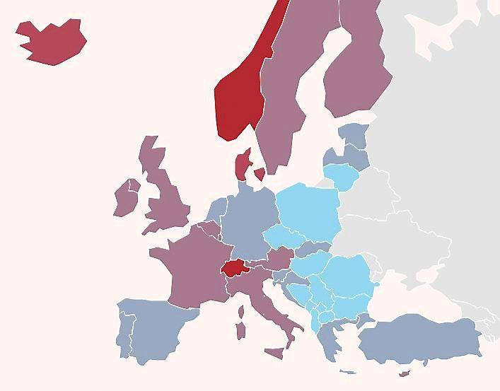Kiek ES šalyse kainuoja maistas ir gėrimai