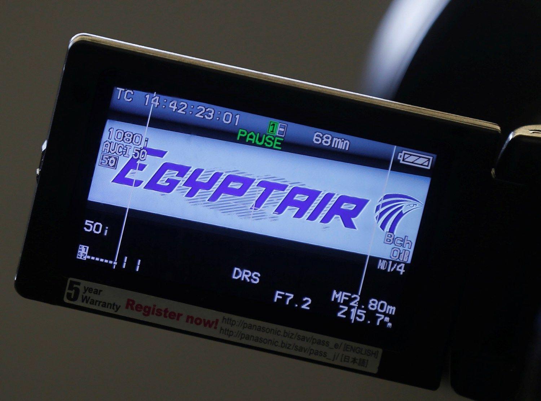 """Rasta antra """"EgyptAir"""" juodoji dėžė"""