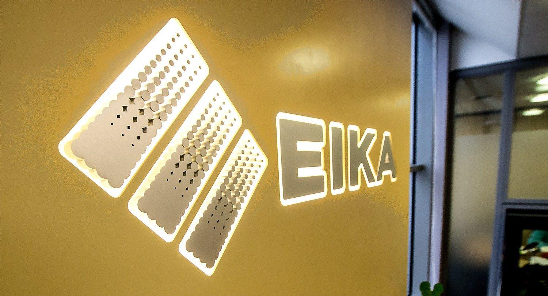�Eika� ir �Iki� stato prekybos centr� u� 3,7 mln. Eur