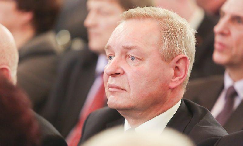 "Buvęs Alytaus miesto meras Česlovas Daugėla. Juliaus Kalinsko (""15min""/""Scanpix"") nuotr."