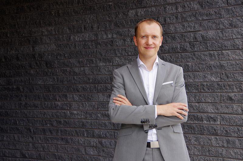 """Povilas Kaminskas, """"Blue Bridge"""" Infrastruktūros valdymo sprendimų skyriaus vadovas"""