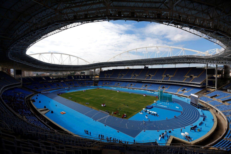 Olimpiadai artėjant: Rio de Žaneiro valstija skelbia finansinę krizę