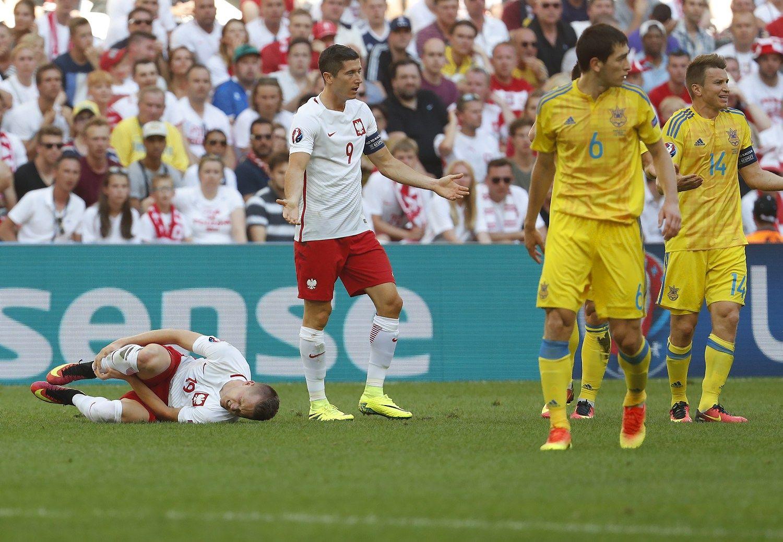 Ukraina palieka �Euro 2016�