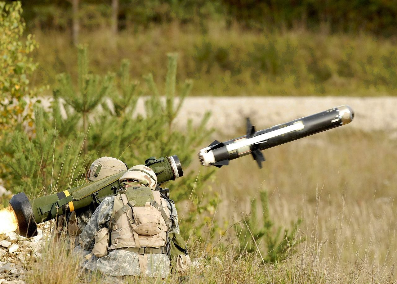 """Lietuva iš JAV perka prieštankinių sistemų """"Javelin"""""""