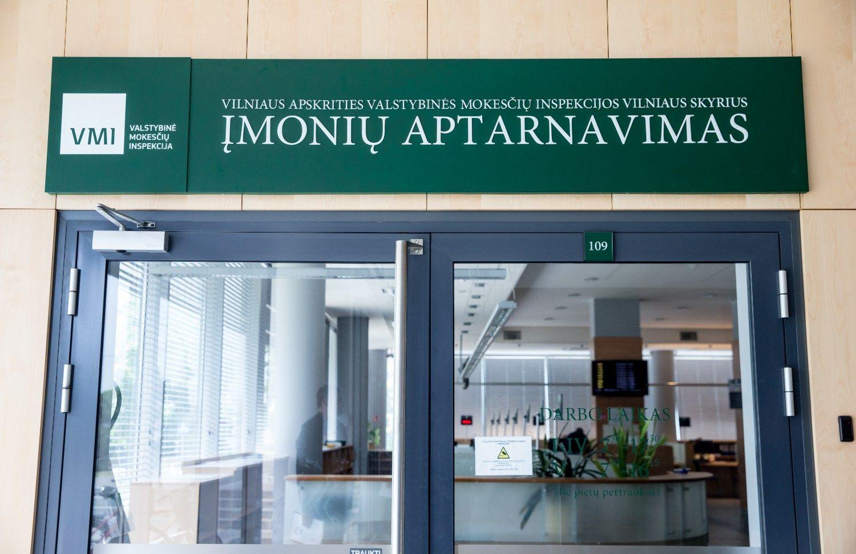 0,5% įmonių Lietuvoje sumoka 37% mokesčių