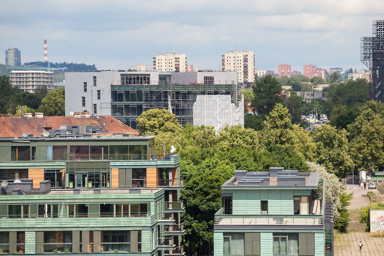 Remigijus Šimašius: Maskvos namams Vilniuje vietos nėra