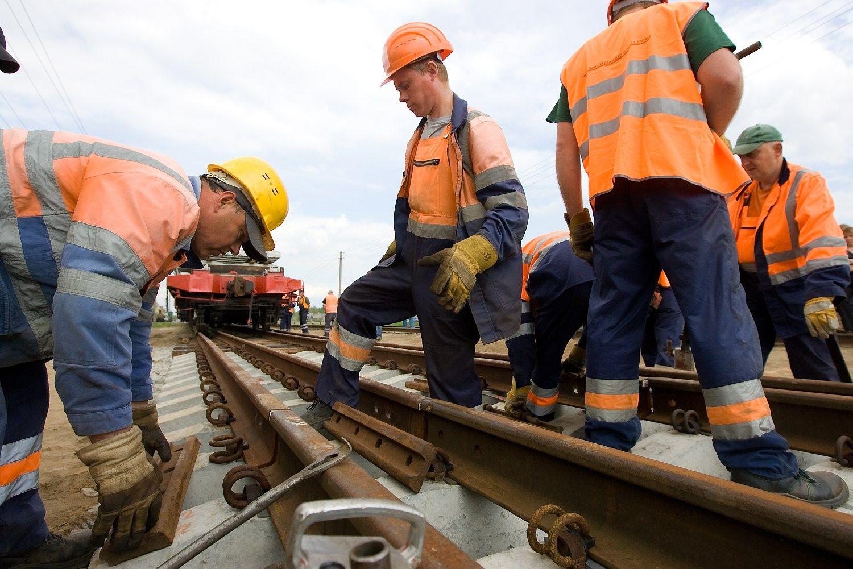 """Rail Baltica"" darbams Lietuvoje ES skiria 191 mln. Eur"