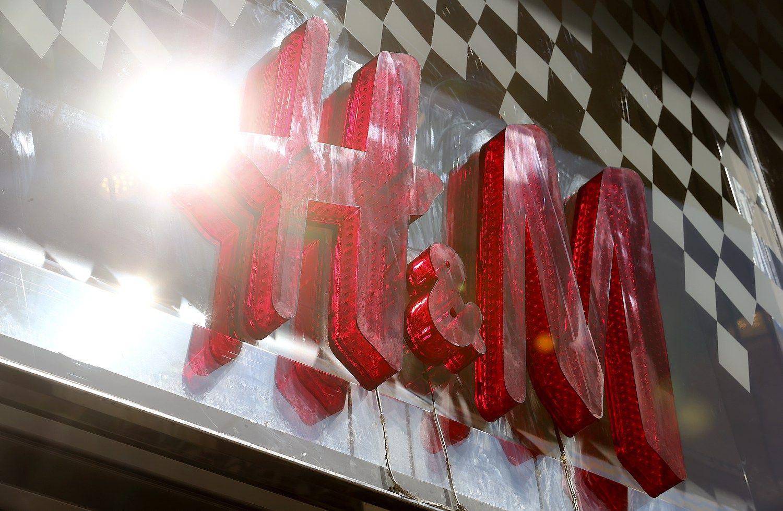 H&M augino pardavimus visose Baltijos šalyse