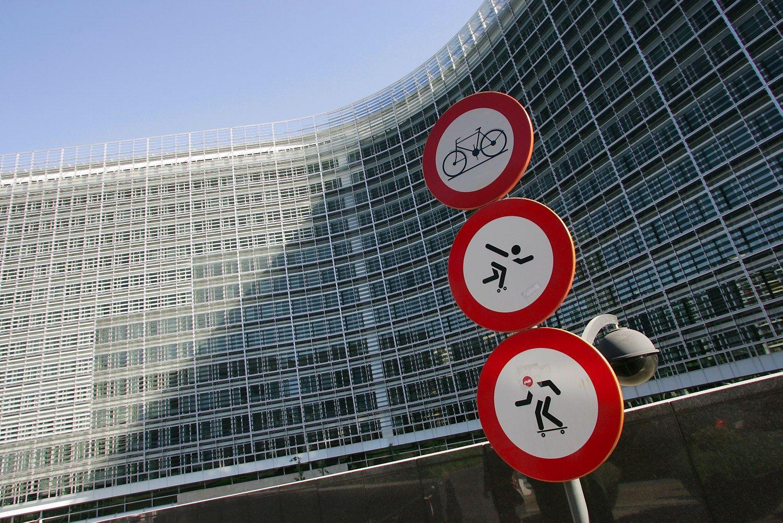 ES patvirtino 5-ias kovos su mokes�i� vengimu taisykles