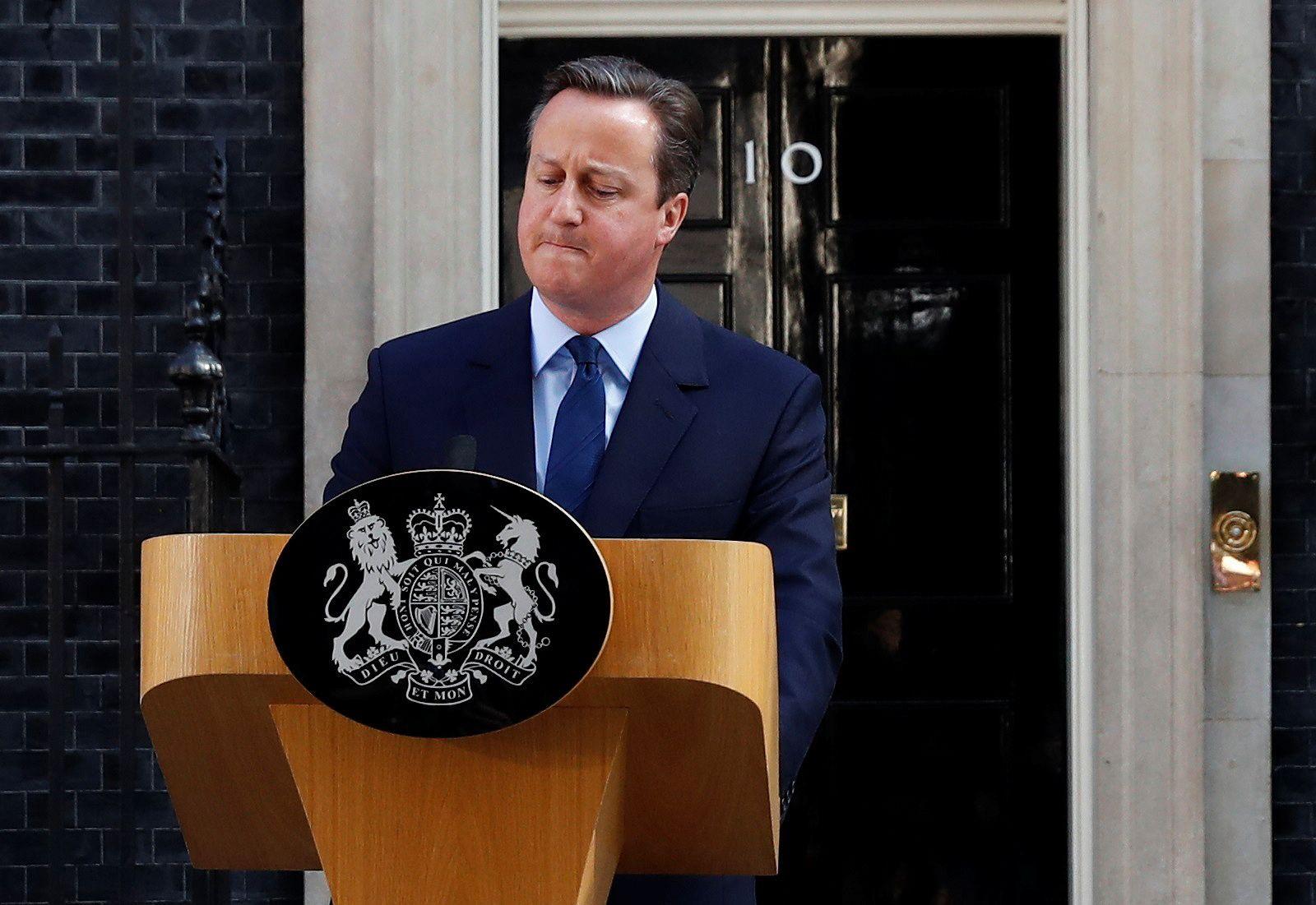 Davidas Cameronas: brit� vali� reikia gerbti