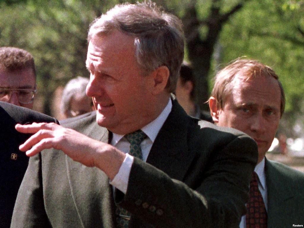 V. Putino kleptokratija ir KGB revan�as