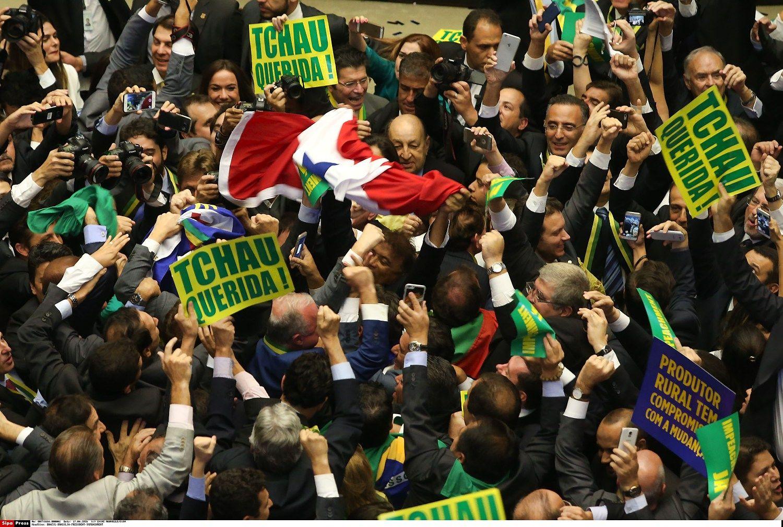 Politin� beg�dyst� Brazilijoje