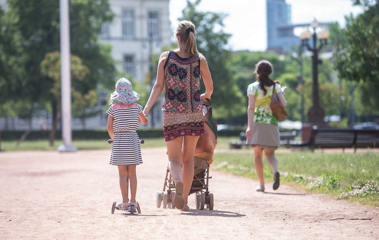 Nustatytos naujos išmokų vaikams rūšys
