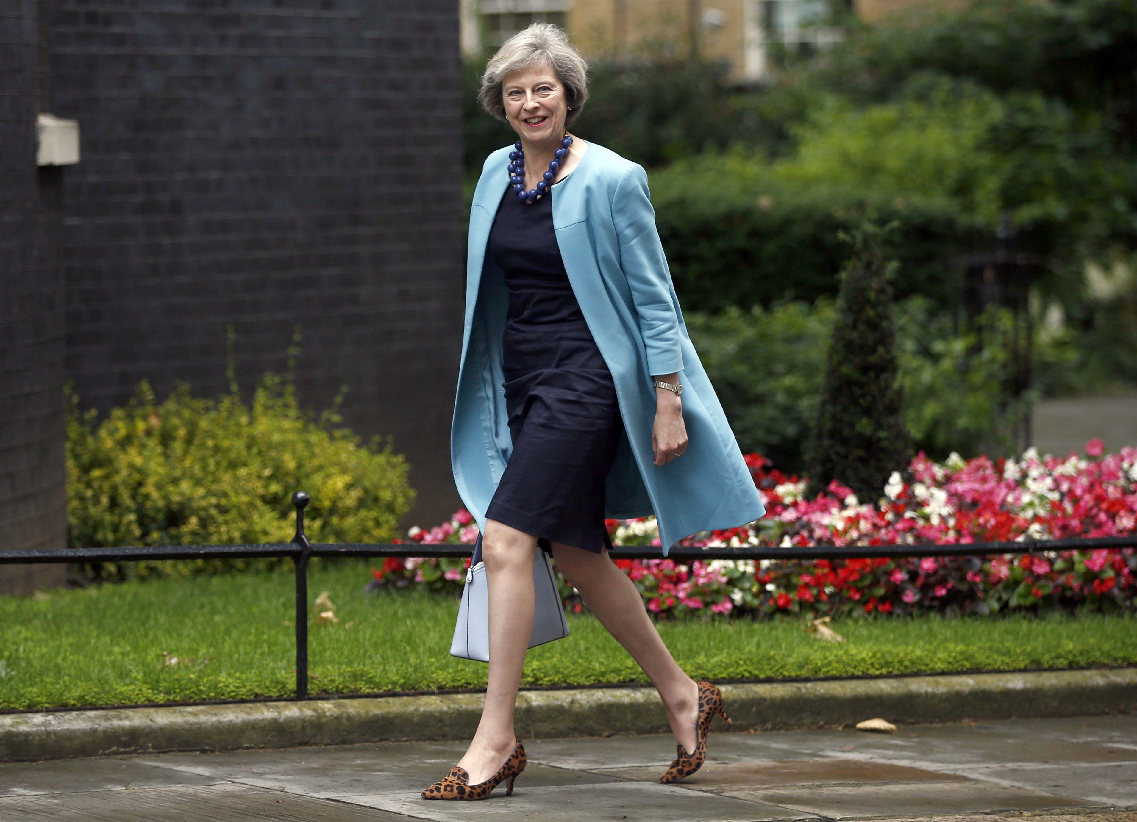 Kandidat� � brit� premjerus: reik�t� neskub�ti su �Brexit� procesu