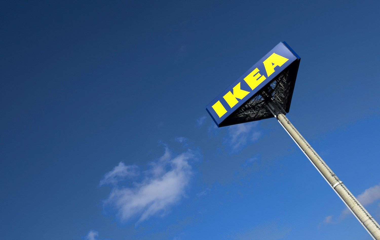 Po 6 vaik� ��ties IKEA at�aukia 36 mln. bald�