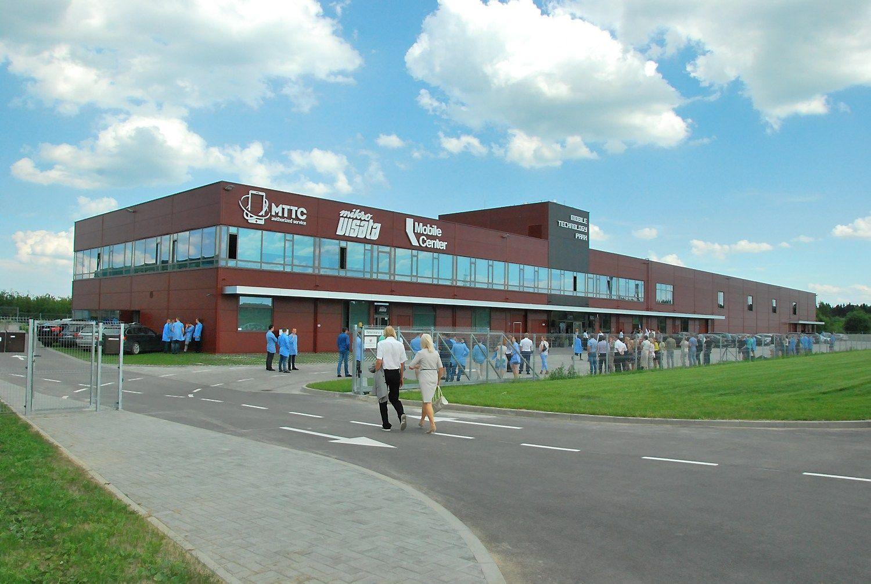 Naujame Mobiliųjų technologijų parke – 3 įmonės po vienu stogu