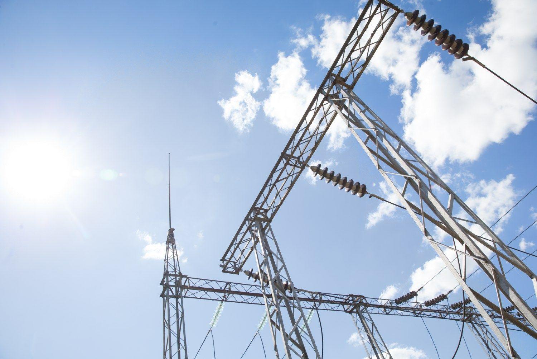 Atjungtai nuo Skandinavijos Lietuvai � rekordi�kai brangi elektra