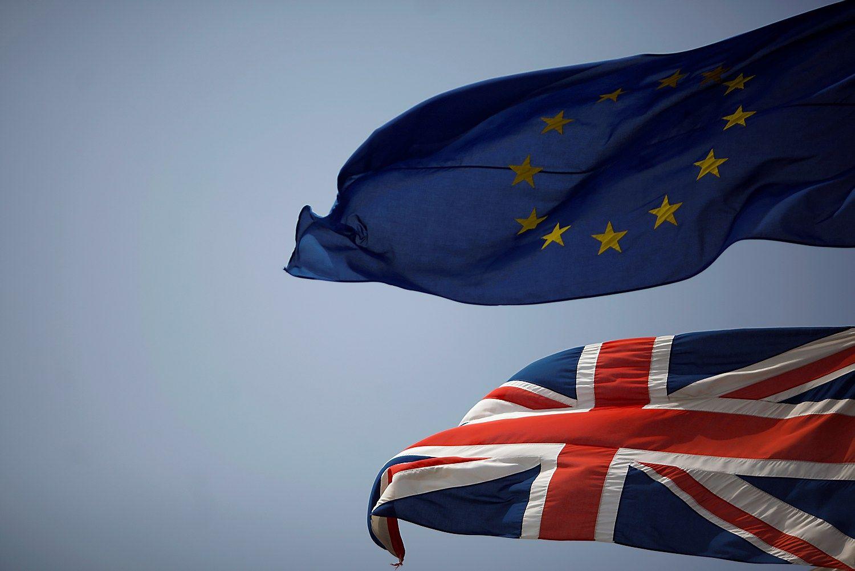 V� paai�kina: 5 b�dai, kaip �Brexit� gali ne�vykti